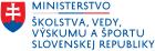 Ministerstvo skolstva, vedy vyskumu a sportu SR
